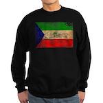 Equatorial Guinea Flag Sweatshirt (dark)