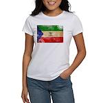 Equatorial Guinea Flag Women's T-Shirt