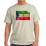 Equatorial Guinea Flag Light T-Shirt