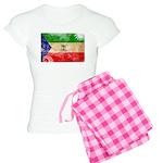 Equatorial Guinea Flag Women's Light Pajamas