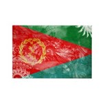 Eritrea Flag Rectangle Magnet (100 pack)