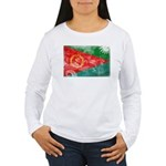 Eritrea Flag Women's Long Sleeve T-Shirt