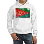 Eritrea Flag Hooded Sweatshirt