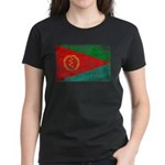 Eritrea Flag Women's Dark T-Shirt
