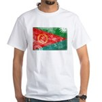 Eritrea Flag White T-Shirt