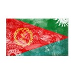 Eritrea Flag 38.5 x 24.5 Wall Peel