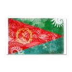 Eritrea Flag Car Magnet 20 x 12