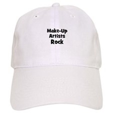 MAKE-UP ARTISTS Rock Baseball Cap