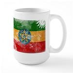 Ethiopia Flag Large Mug