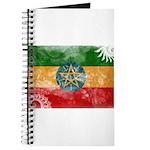 Ethiopia Flag Journal