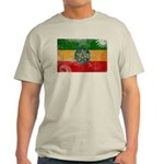 Ethiopia Flag Light T-Shirt