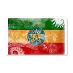 Ethiopia Flag Car Magnet 20 x 12