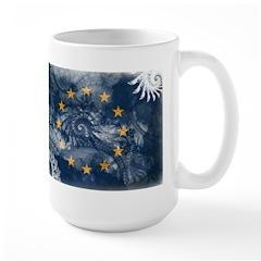 European Union Flag Large Mug