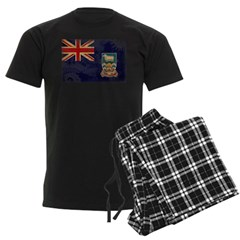 Falkland Islands Flag Pajamas
