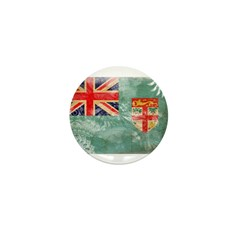 Fiji Flag Mini Button (100 pack)
