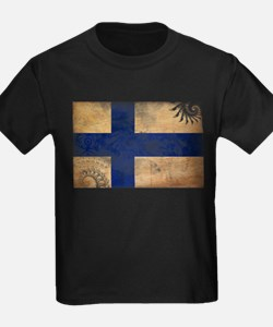 Finland Flag T