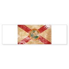 Florida Flag Sticker (Bumper 50 pk)