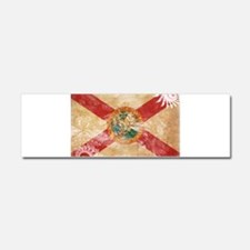 Florida Flag Car Magnet 10 x 3