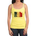France Flag Jr. Spaghetti Tank