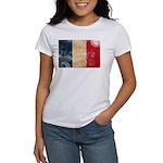 France Flag Women's T-Shirt