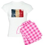 France Flag Women's Light Pajamas