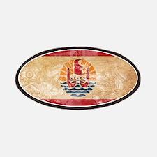 French Polynesia Flag Patches
