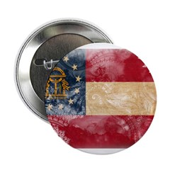 Georgia Flag 2.25