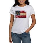 Georgia Flag Women's T-Shirt