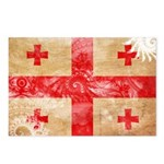 Georgia Flag Postcards (Package of 8)