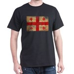 Georgia Flag Dark T-Shirt