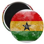 Ghana Flag Magnet