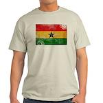 Ghana Flag Light T-Shirt