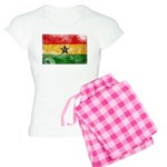 Ghana Flag Women's Light Pajamas