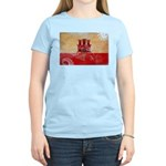 Gibraltar Flag Women's Light T-Shirt