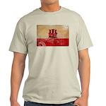 Gibraltar Flag Light T-Shirt
