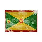 Grenada Flag Rectangle Magnet