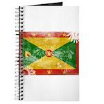 Grenada Flag Journal