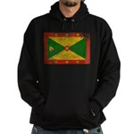 Grenada Flag Hoodie (dark)