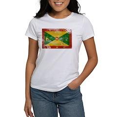 Grenada Flag Women's T-Shirt