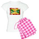 Grenada Flag Women's Light Pajamas