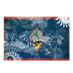Guam Flag Postcards (Package of 8)
