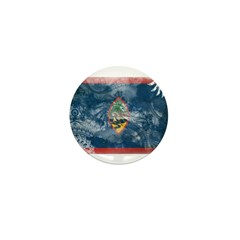 Guam Flag Mini Button (10 pack)