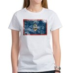 Guam Flag Women's T-Shirt