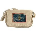 Guam Flag Messenger Bag