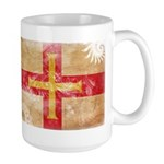 Guernsey Flag Large Mug