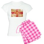 Guernsey Flag Women's Light Pajamas
