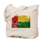 Guinea Bissau Flag Tote Bag