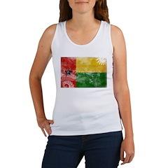 Guinea Bissau Flag Women's Tank Top