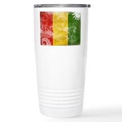 Guinea Flag Travel Mug