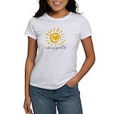 Be happy Women's T-Shirt